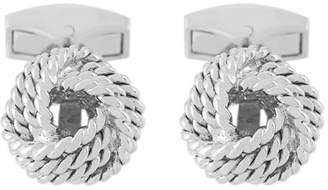 Tateossian Cable Knot cufflinks
