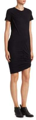 Theory Drape Twist Dress