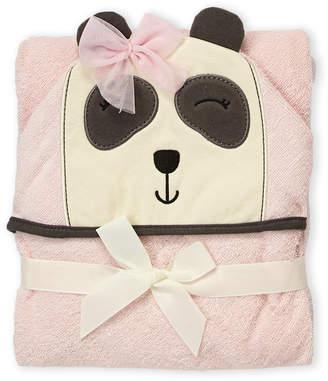 Hudson Baby Newborn/Infant Girls) Miss Panda Hooded Towel