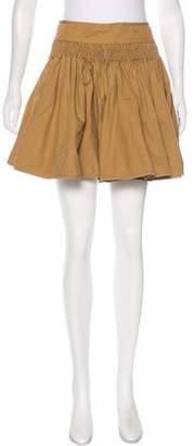 See by Chloe A-Line Mini Skirt