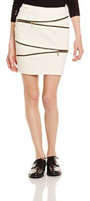 La City Women's S15-JUPE3DLA Skirt, White