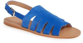 Halogen Jannie Cutout Slingback Sandal (Women)