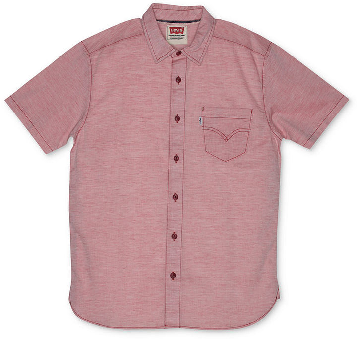 Levi's Shirt, Wilomor Short Sleeve Shirt