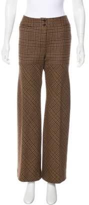 Dolce & Gabbana Wool Mid-Rise Pants w/ Tags