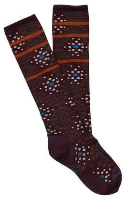 Smartwool Pompeii Pebble Knee High Socks