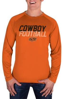 NCAA Oklahoma State Cowboys Men's Long Sleeve Impact T-Shirt