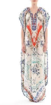 Hemant & Nandita Fresco Silk Dress
