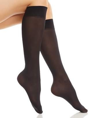 Fogal Opaque Knee Socks