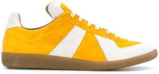 Maison Margiela Replica panelled sneakers