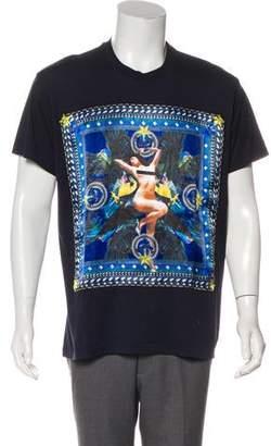 Givenchy Birds Of Paradise T-shirt