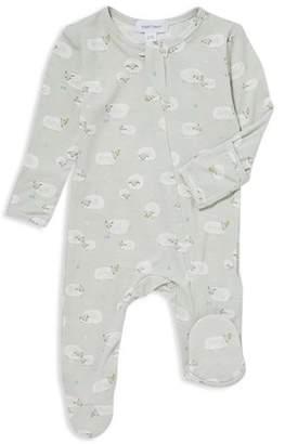 Angel Dear Boys' Sheep-Print Footie - Baby