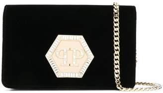 Philipp Plein square shaped belt bag