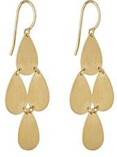 Irene Neuwirth Women's Chandelier Earrings-Colorless