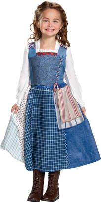 Disguise Belle Village Dress Deluxe Dress