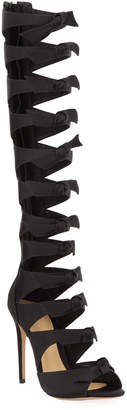 Alexandre Birman Fetish Over-The-Knee Gladiator Sandals