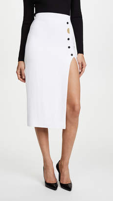 Cushnie et Ochs Dahlia High Waisted Pencil Skirt