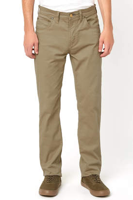"Tailor Vintage Five Pocket Straight Leg 32"" Khaki Pant"