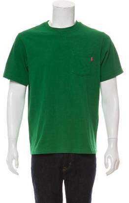 Supreme 2016 Crew Neck T-Shirt