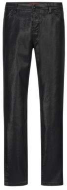 HUGO Boss Cotton Jean, Extra Slim Fit Georgina 26/32 Black