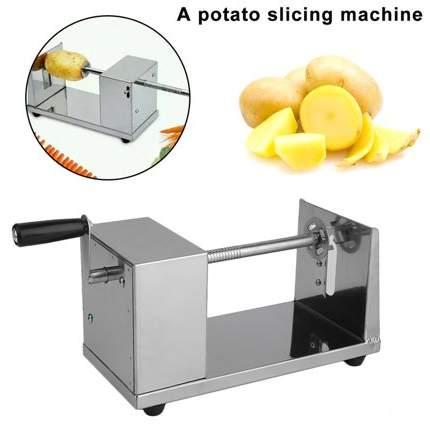 TRYIF Handheld Vegetable Carrot Blade Potato Cutter Slicer Potato Slicing Machine