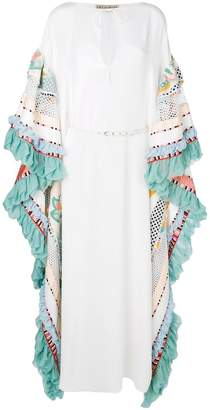 Emilio Pucci embellished kaftan-style gown