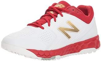 New Balance Women's Velo V1 Turf Softball-Shoes
