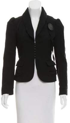 Marc by Marc Jacobs Tailored Wool Blazer