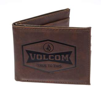 Volcom Wallet with CC and Note sections ~ Draft