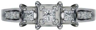 FINE JEWELRY LIMITED QUANTITIES 1/4 CT. T.W. Diamond 14K White Gold Promise Ring