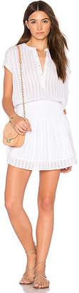 Rails Jolie Dress in White $167 thestylecure.com