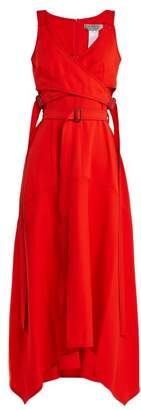 Sportmax Sagra Dress - Womens - Red