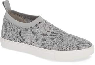 Kenneth Cole New York Keeley Floral Knit Slip-On Sneaker