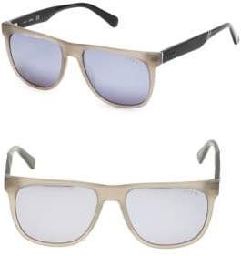 GUESS Square Rectangle Sunglasses