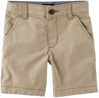 Osh Kosh Oshkosh Bgosh Boys 4-12 Flat Front Short