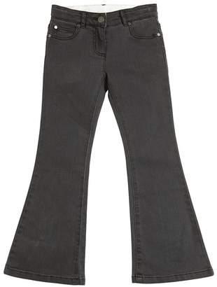 Stella McCartney Flared Stretch Denim Jeans