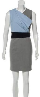 Kiton Sleeveless Mini Dress