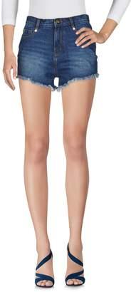 Fixdesign ATELIER Denim shorts