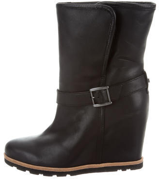 UGGUGG Australia Ellecia Wedge Ankle Boots