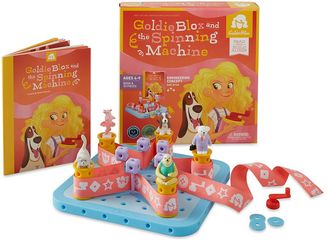 GoldieBlox and the Spinning Machine $49.99 thestylecure.com