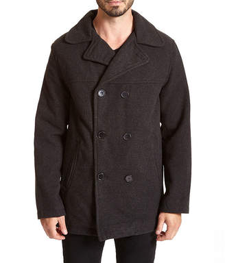 Excelled Leather Excelled Wool Peacoat - Big & Tall