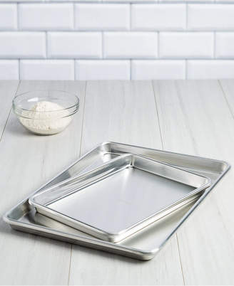 Goodful 2-Pc. Aluminum Cookie Sheet & Brownie Pan Set
