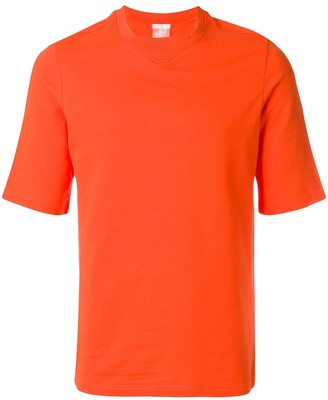 Reebok x Cottweiler rear-print fitted T-shirt