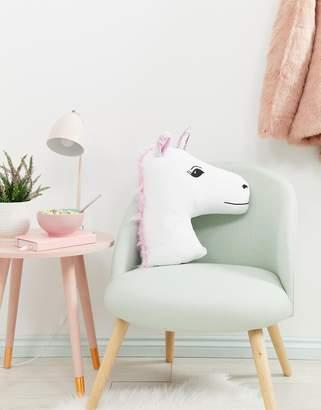 Cotton On unicorn cushion