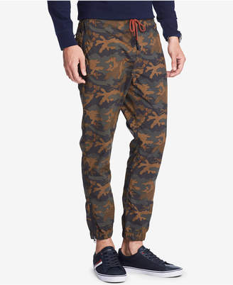 Tommy Hilfiger Men Relaxed Fit Camo Pants