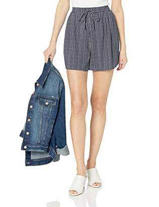 J.Crew Mercantile Women's Pull-on Tassel Tie Short