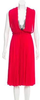 Gucci 2015 Lace Midi Dress w/ Tags
