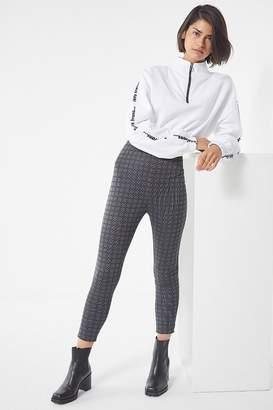 Urban Outfitters Gemma High-Rise Gingham Legging