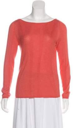 Malo Cashmere Knit Sweater