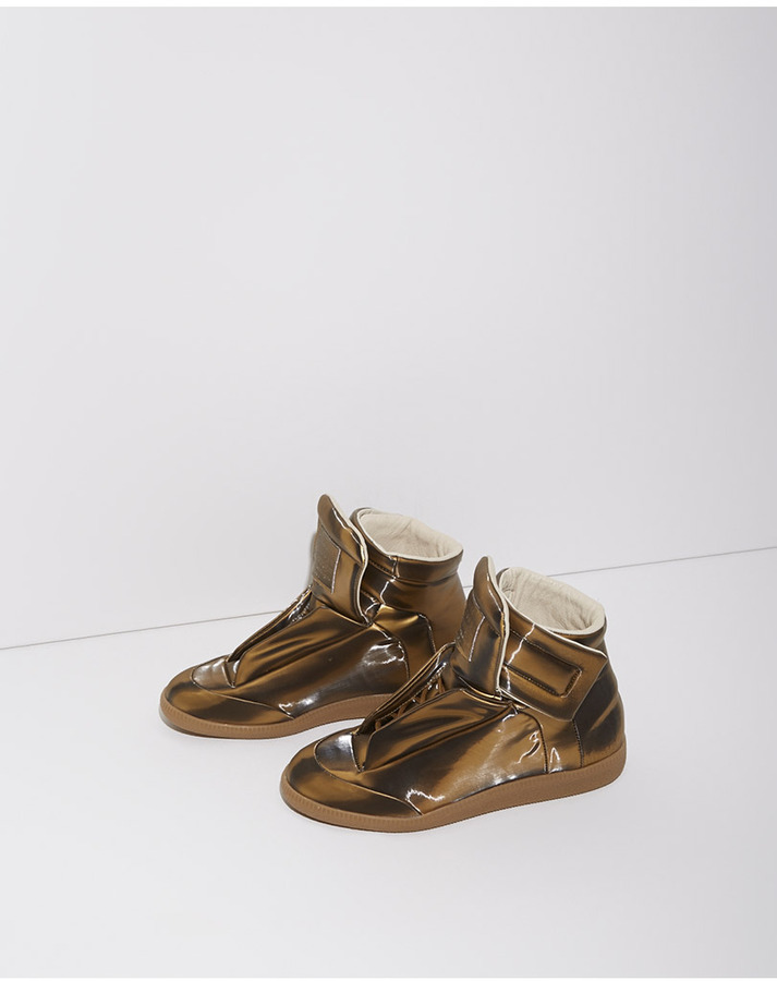 Maison Martin Margiela Line 22 future high-top sneakers