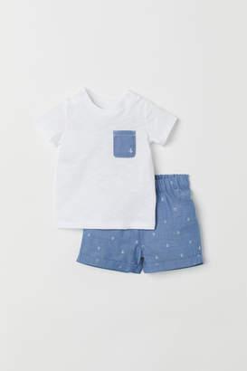 H&M Cotton T-shi